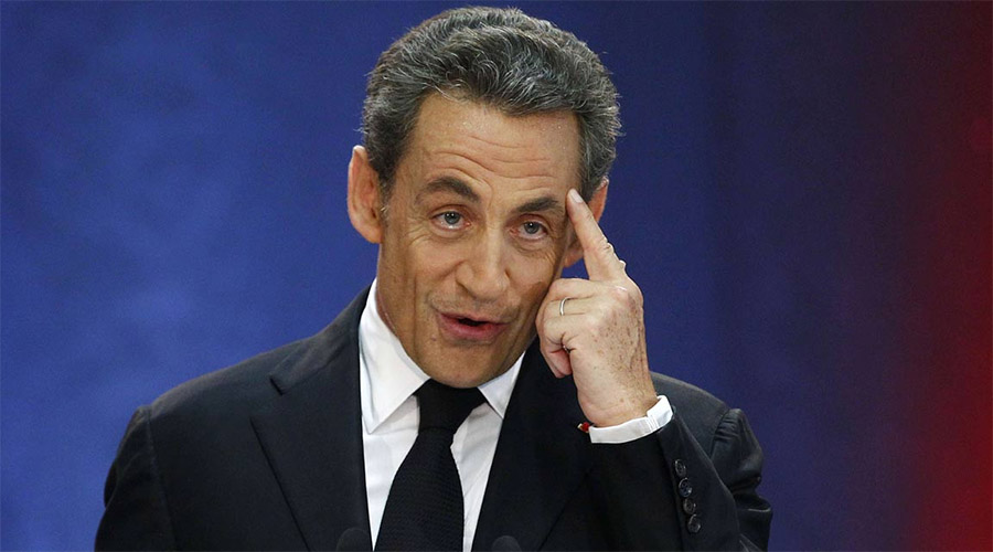 nicolas sarkozy photo sipa
