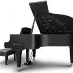 piano edition limitée BÖSENDORFER diap 1