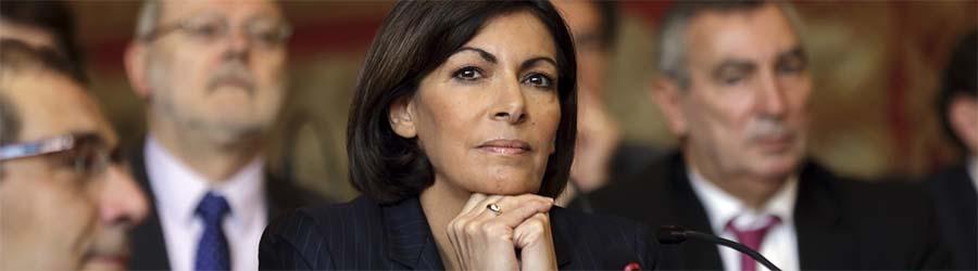 Anne Hidalgo, photo : Reuters