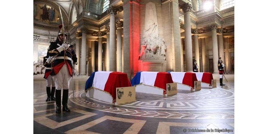 © Présidence de la République - L. Blevennec
