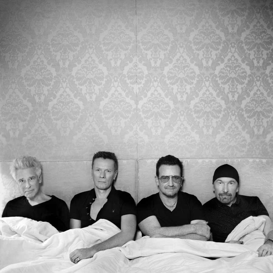 U2 on Tour 2015