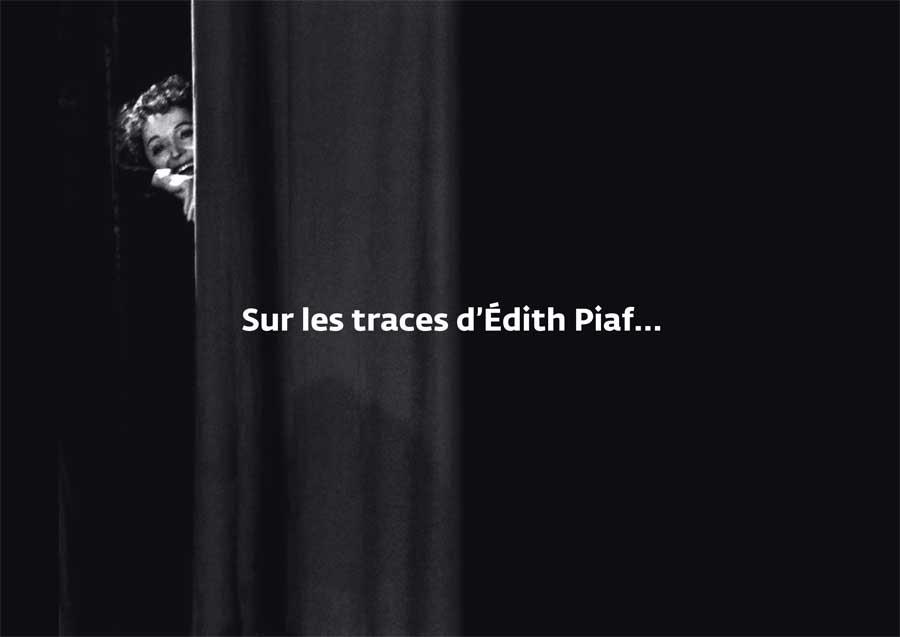 Sur les traces d'Édith Piaf