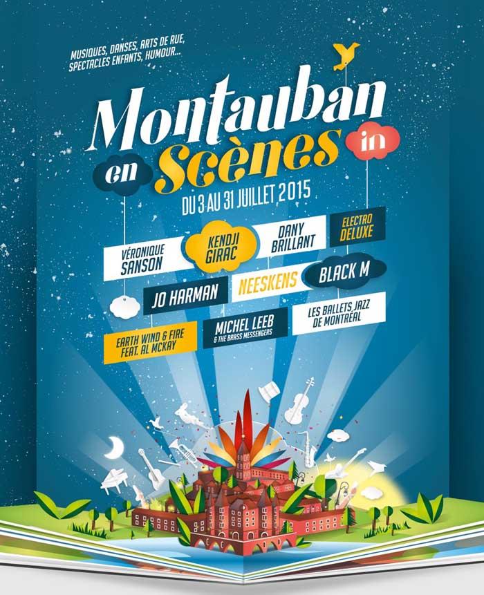 Montauban en Scène