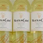 mouton cadet vin