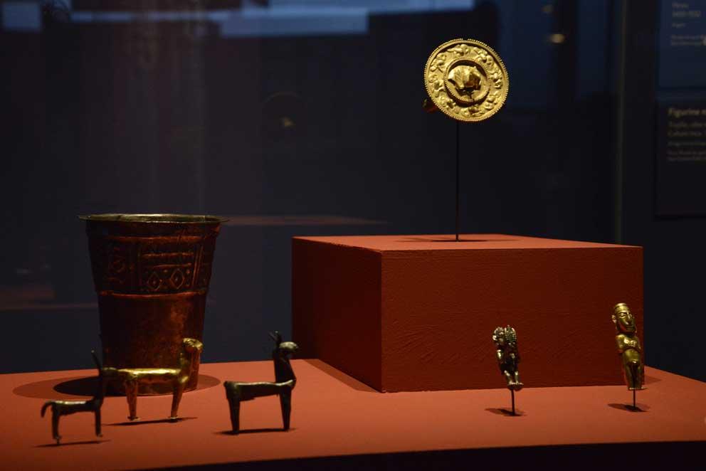 L'Inca et le Conquistador - Musée du Quai Branly