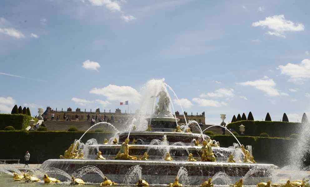 Le Bassin de Latone - Château de Versailles