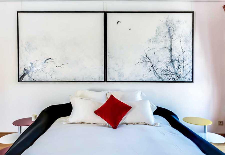 Chambre Suite Yoza