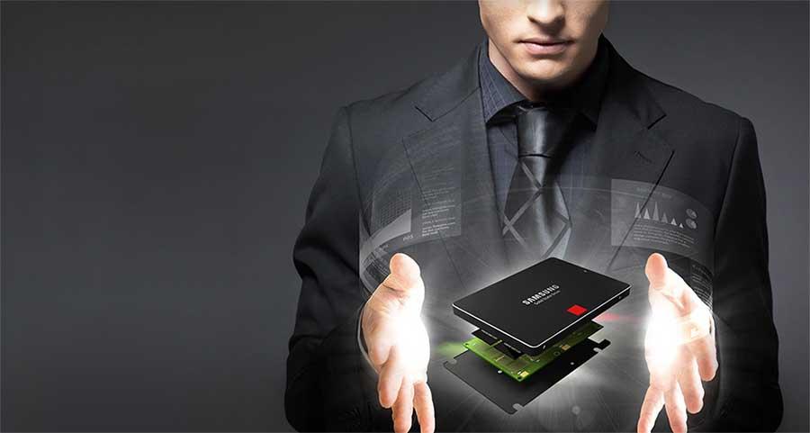 SSD 850 EVO Samsung