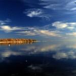 la Salton Sea en Californie
