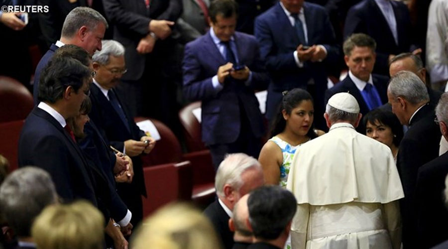 pape et maires
