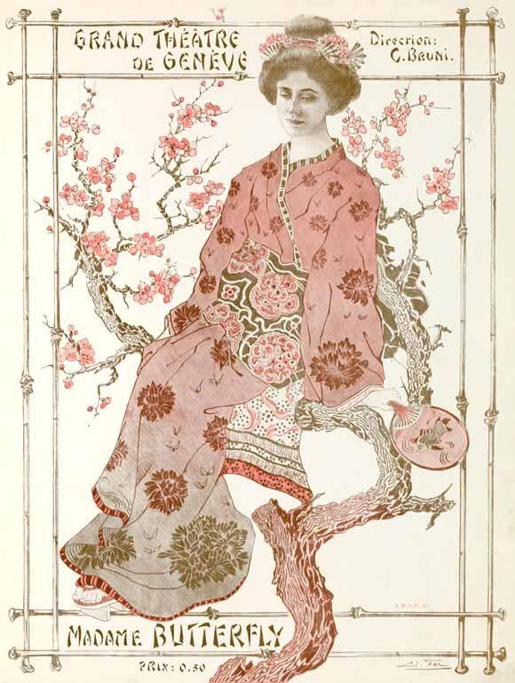 Le bouddhisme de Madame