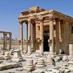 le temple de Baalshamin avant Daech