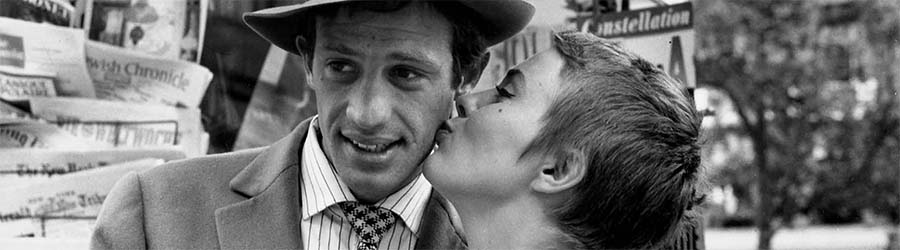 Raymond Cauchetier - A bout de souffle - Jean-Luc Godard -1959 (2)