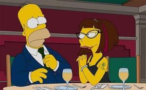 Marge et Homer Simpson se séparent !