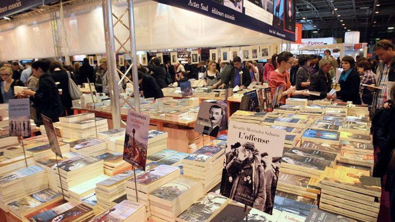le salon du livre en 2016 devient livre paris
