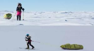 Across Antartica