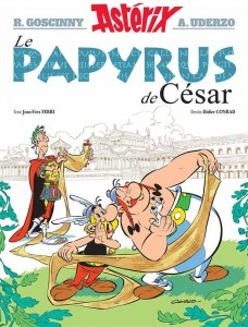"""Astérix """"Le Papyrus de César"""""""
