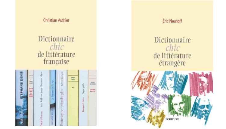 Les deux Dictionnaires chics