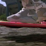 skate volant - Le hoverboard