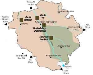 Les sites archéologiques