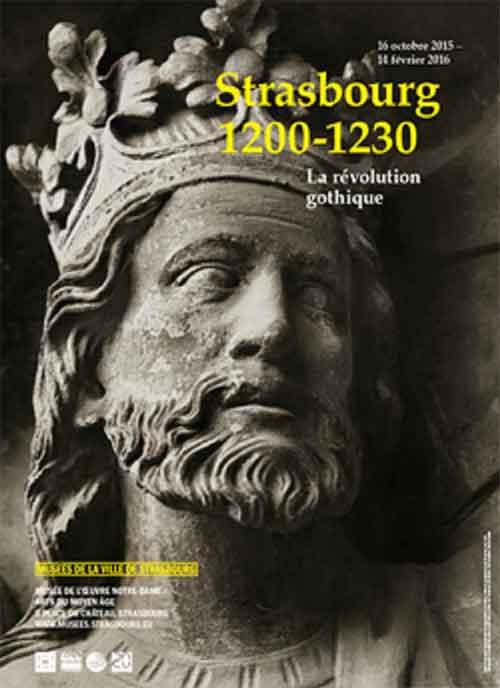 Strasbourg 1200-1230, la révolution, gothique