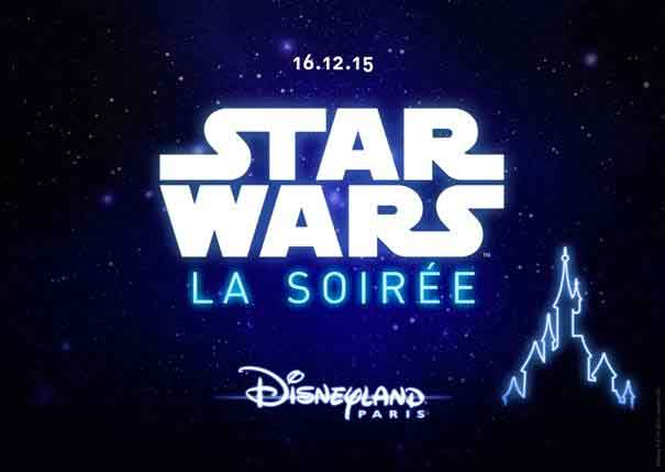 La soirée Stars Wars