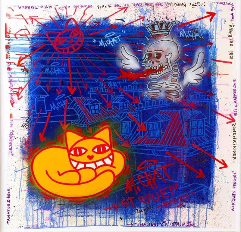 Monsieur Chat Octobre 2015