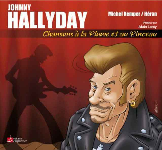Johnny Hallyday-Jean-Marc Héran