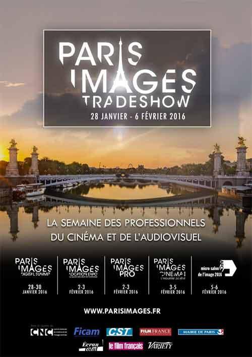 Paris Images Trade Show