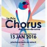 Prix Chorus 2016