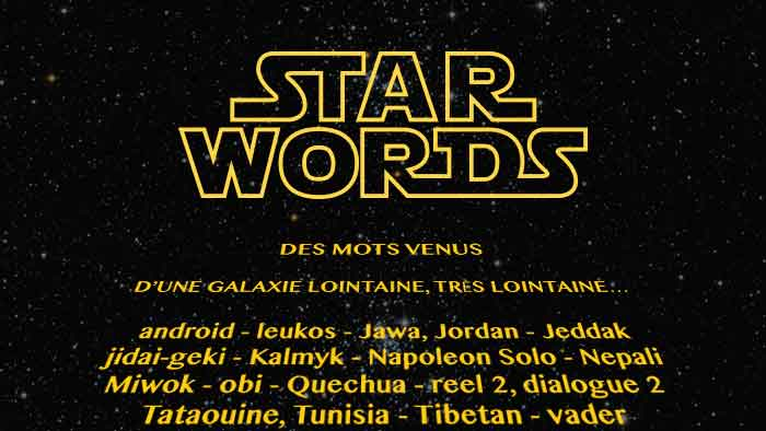Star Words