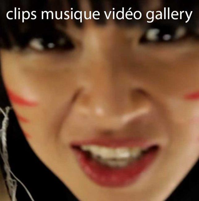 clips musique vidéo gallery