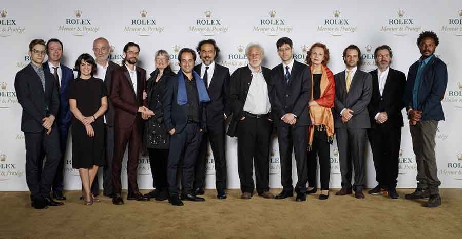 Programme Rolex de mentorat artistique