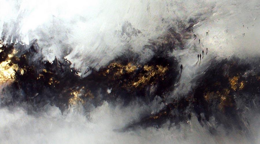 - Fabio Deronzier - peinture -