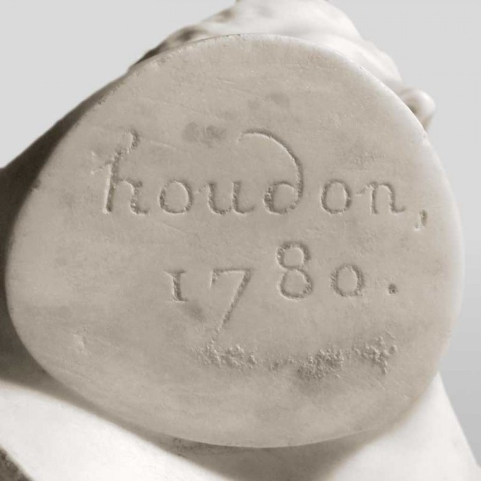 Houdon 1780 - Photo Im Kinsky
