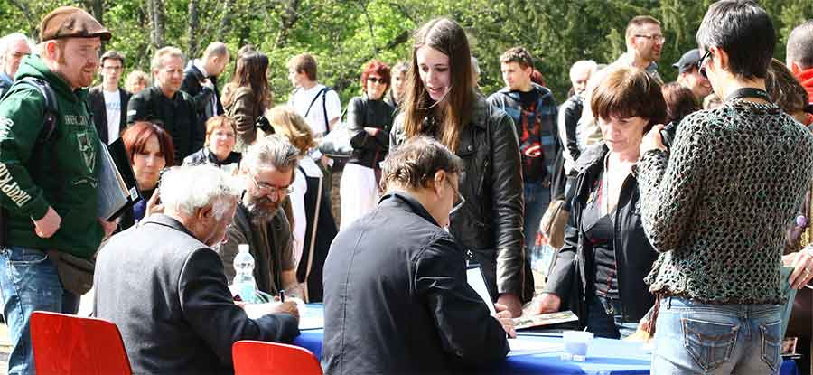 Le festival Le Livre à Metz, Littérature & Journalisme