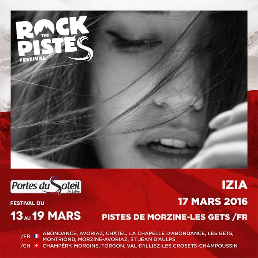 festival Rock the Pistes 2016