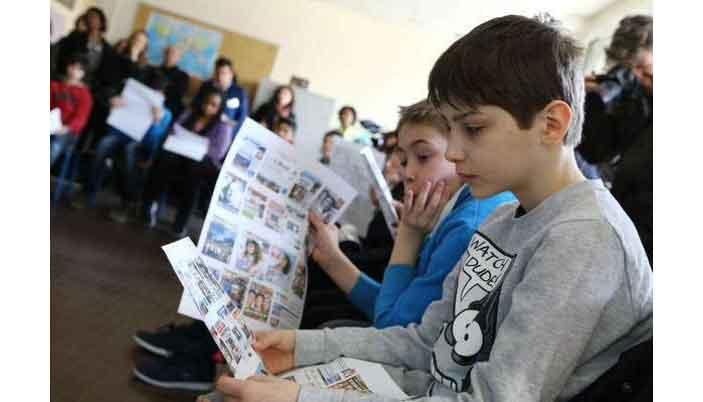 Semaine de la presse et des médias à l'école 2015