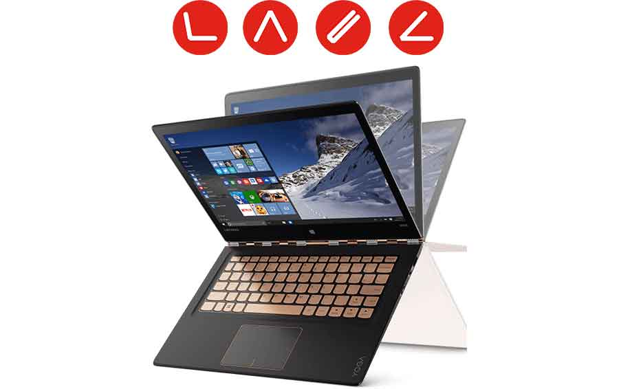 YOGA 900S by Lenovo