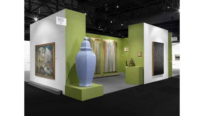 art geneve 2016 - Catherine Duret Art Moderne