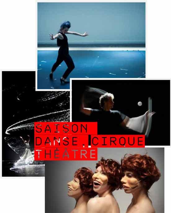 danse et théâtre au Centre des arts d'Enghien-les-Bains