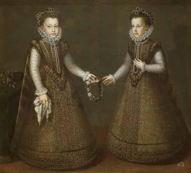 portraits espagnols du Prado pour la première fois en France