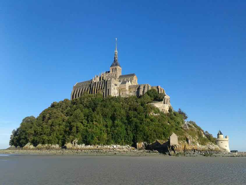 Mont-Saint-Michel © Isabelle Le Dorner