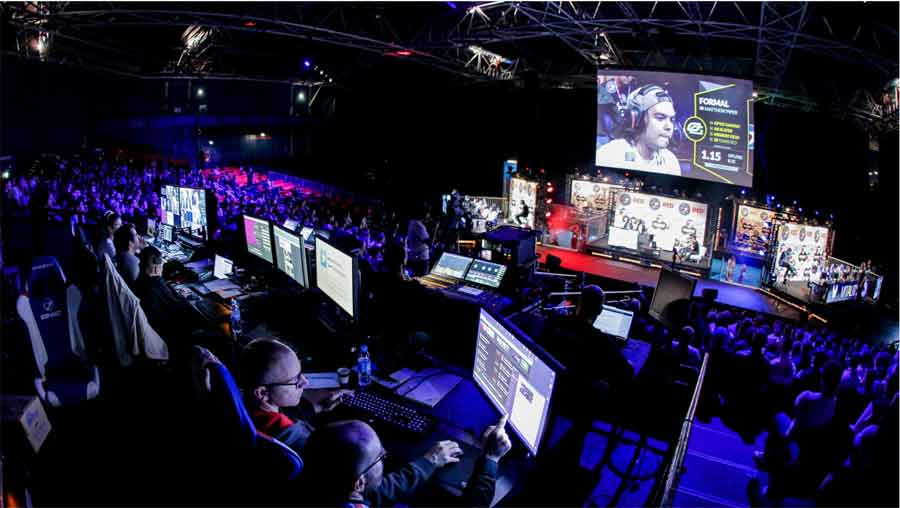 ESWC 2016 Call of Duty au Zénith de Paris