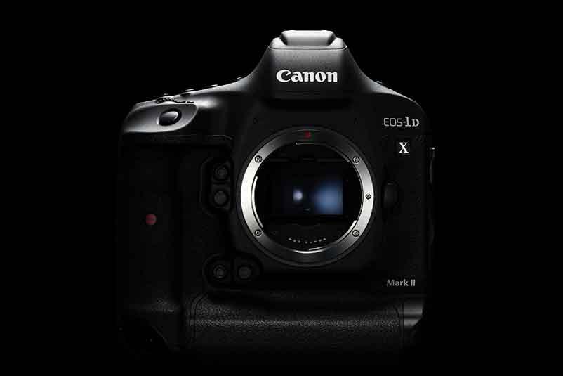 Canon EOS-1D-X-Mark-II - Face