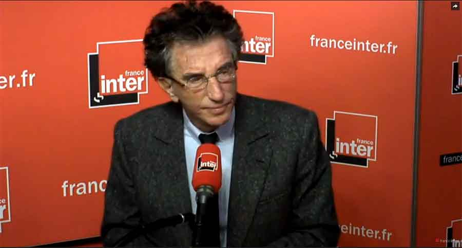 Jack Lang sur France Inter