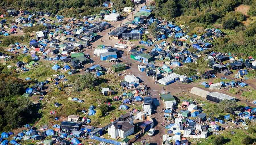 Jungle de Calais