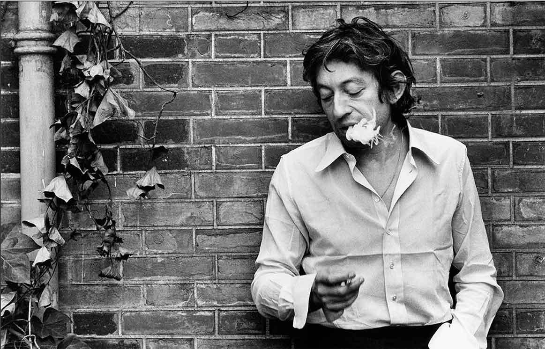 Serge Gainsbourg  - Paris, 1969  ©tony frank/ La Galerie de l'Instant