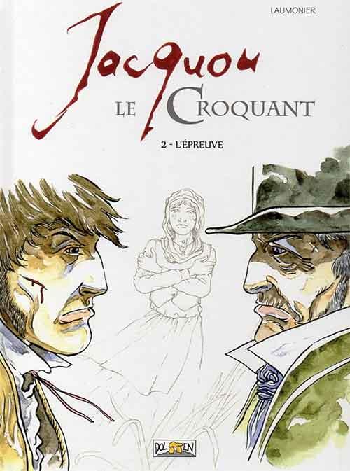 Stéphane Laumonier - Jacquou le Croquant