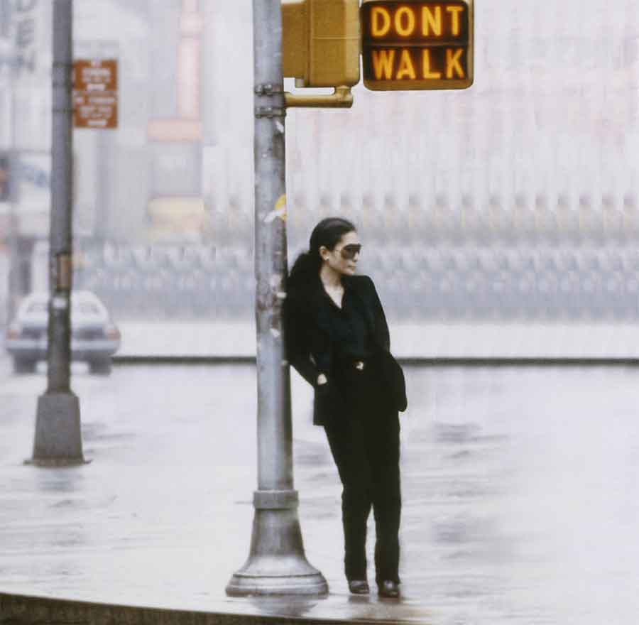 Yoko Ono, Walking On Thin Ice, 1981